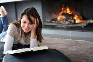 gas fireplace inspection