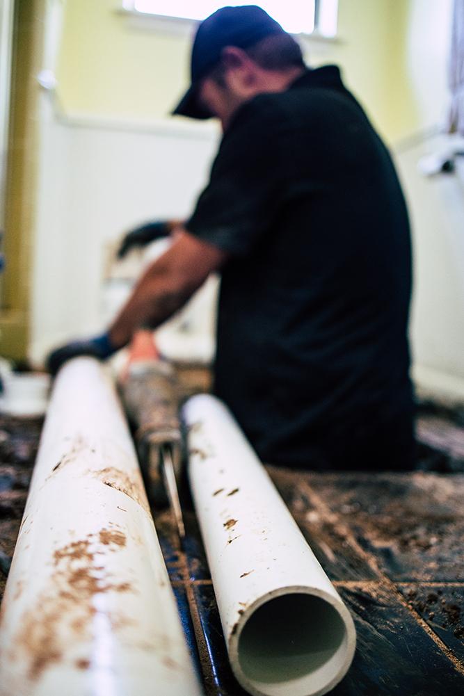 plumbing installation repair